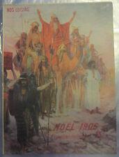 Rivista NOS LOISIRS - Giornale illustrato - Natale 1906 - Liberty