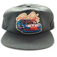 Rick Wilson #44 STP Petty Racing Hat - NASCAR Snapback Trucker Hat Vintage Black