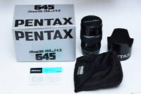 """MINT"" SMC Pentax 645 FA 80-160mm f/4.5 zoom lens from Japan R1"