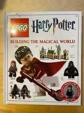 Lego Harry Potter 4842 Minerva McGonagall Minifigure New