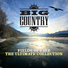 Big Country : Fields of Fire: The Ultimate Collection CD (2011) ***NEW***
