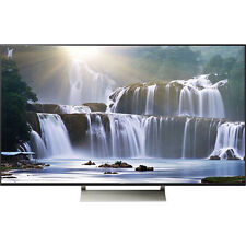 "Sony 55"" Black Ultra HD 4K HDR LED Motionflow XR 960 Smart HDTV - XBR-55X930E"