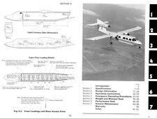 BRITTEN-NORMAN BN-2A TRISLANDER MANUAL V RARE HISTORIC ARCHIVE 1970's STOL