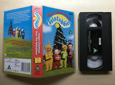 BBC - HAPPY CHRISTMAS FROM THE TELETUBBIES - VHS VIDEO