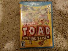 Captain Toad: Treasure Tracker (Nintendo Wii U, 2014) *SEALED*