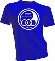 Esteghlal FC Iran Tehran Football Soccer T tee shirt Handmade Team Sports New