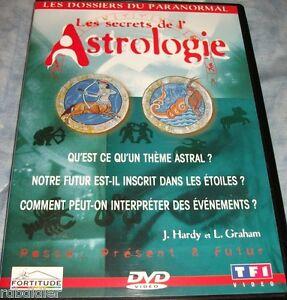 LES SECRETS DE L'ASTROLOGIE LES DOSSIERS DU PARANORMAL DVD