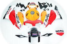 Aftermarket ABS fairings fit Honda CBR1000rr 04-05 2004 2005 Repsol SKEW colors