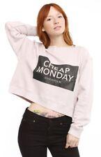 Cheap Monday Pink Sweatshirt With Logo