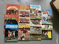 More details for  14 football books 1963-1994 – includes topical times x 11
