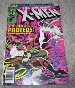 X-men 127 VF Bryne Art Cyclops Wolverine Nightcrawler Storm LOT MCU