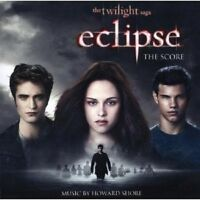 ECLIPSE - BIS(S) ZUM ABENDROT (SCORE) CD OST NEU