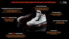 Li Ning Way of Wade Wow 2.0 white cement designed by Eric Miller supreme quality