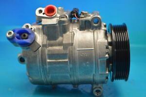 AC Compressor fits BMW 528i 525i 530i 525xi (One Year Warranty) R97391
