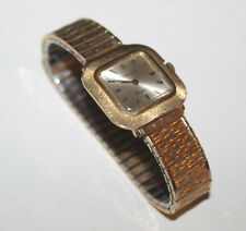 1960's Vintage Longines Cosmos 10k Gold Filled Men's Wrist Watch
