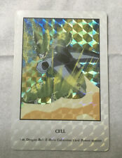 CELL of DragonBall Z Number 148 Rare Prism Card DBZ Hero Collection Series 1