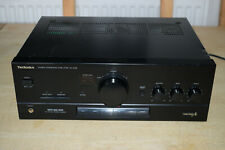 Technics SU- X102 Stereo Integrated Amplifier NEW CLASS A - With Phono Input