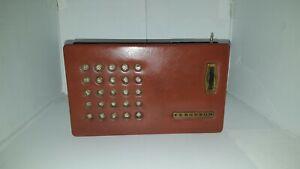vintage ferguson radio 1963 made . Working very good