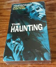 The Haunting (VHS) original 1963 horror film Robert Wise Julie Harris OOP NEW