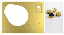 tuning-set GOLD EDITION (3) Per THORENS TD 145 146 147 160 165 166