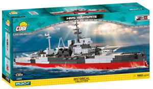 HMS Warspite - COBI 4820 - 1515 brick battleship