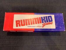 Vintage Rummikid/Rummikub game, made in Israel, w/Complete set of 106 tiles