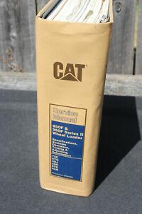 Genuine Caterpillar Service Manual 950F SERIES I & II WHEEL LOADER