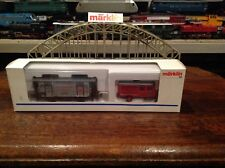 Marklin 48099 1999 Museum Wagon and Truck original box little play time