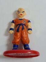 """Dragon Ball Z 2"""" Krillin Full Color Coca Cola Mini Figure DBZ #04"""