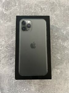 Apple iPhone 11 Pro Max - 64GB- Space Grey  (Unlocked)