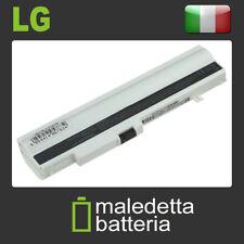 Batteria BIANCA 10.8-11.1V 5200mAh per Lg X120