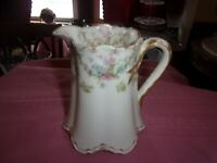Theodore Haviland China Limoge France #72 Schleiger Creamer