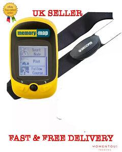 Memory Map 270 Bike Cyclist Running GPS Tracker