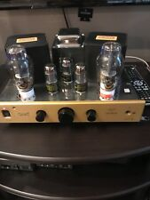 Cary Cad 300b SEI (single end). Hi-End integrated stereo amplifier