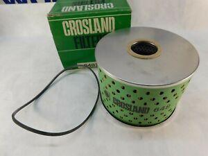 Jaguar XJ6 early Oil Filter Cartridge Element CROSLAND 648 = JLM9546 1968-1976