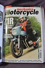 Classic Motorcycles Mechanics Magazine. No. 261, July 2009. Z1R Cafe Racing's BD