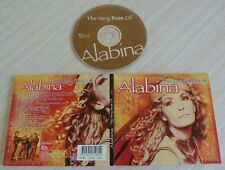 RARE CD ALBUM DIGIPACK THE VERY BEST OF ALABINA 17 TITRES 2004