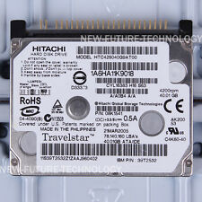 "HITACHI HTC426040G9AT00 40 GB HDD IDE/PATA 1.8"" 4200 RPM 2 MB Laptop Festplatte"