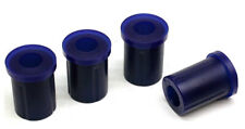 SuperPro Polyurethane Rear Spring Shackle Upper Car Bush Kit OE Quality SPF2051K