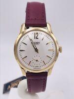 Orologio Henry London 30mm Stile Vintage HL30-S/199 Placcato Scontatissimo Nuovo
