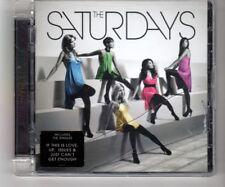 (HO782) The Saturdays, Chasing Lights - 2008 CD