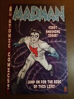 MADMAN Atomic Comics #1 in VF/NM (Image 2007) Michael & Laura Allred