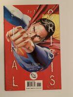 FINAL CRISIS #7 VARIANT COVER DC COMICS 2009 1ST APPEARANCE CALVIN ELLIS 9.6 NM+