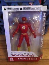 DC Comics Designer Series Darwyn Cooke The Flash Action Figure MIB