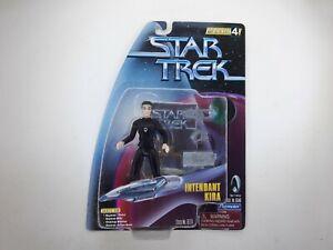 Star Trek Intendant Kira Playmates Figure Warp Factor Series 4