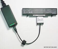 Externo Portátil Cargador De Batería Para Samsung np-p510 np-r510 Np-r610, Aa-pb4nc6b