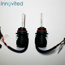 Innovited 9004 9007 4300K Bi Xenon Hi/Lo beam HID Xenon Replacement Bulbs