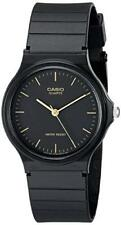 Casio Classic Men's Black Resin Strap 35mm Watch MQ24-1E