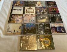 JOB LOT OF 18 CLASSIC CD ALBUMS - NEW/SEALED