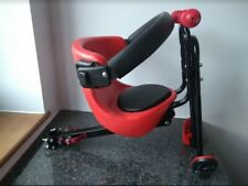 Bicycle Bike Front Seat Safety Stable Baby Child Kids Chair Carrier Seat